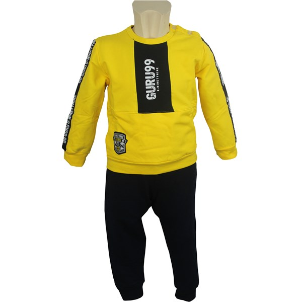 Guru Clothing Outerwear Blue/Yellow 7271T0040