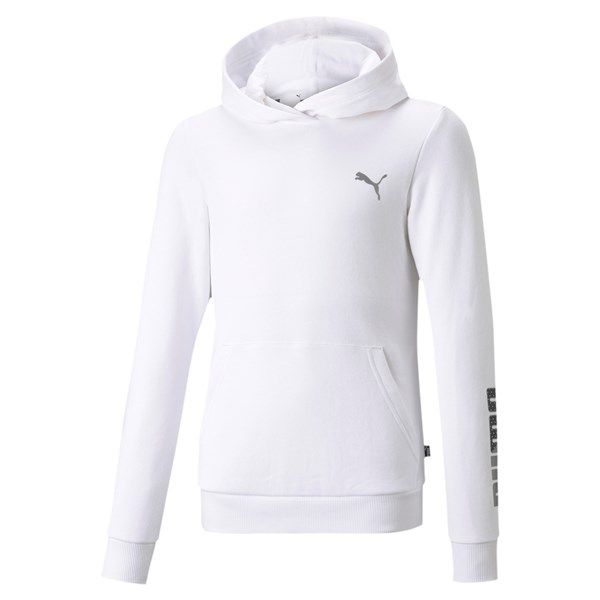 Puma Clothing Sweatshirt White 587066