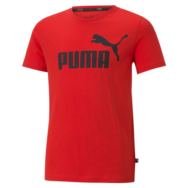 Puma Clothing T-shirt Red/Black 586960