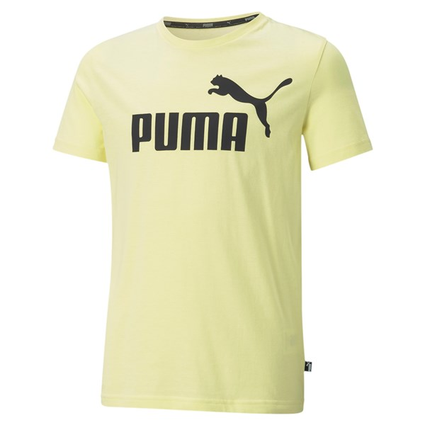 Puma Clothing T-shirt Yellow 586960