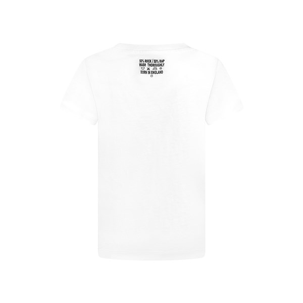 Richmond Clothing T-shirt White RBP21020TS