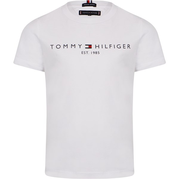 Tommy Hilfiger Clothing T-shirt White KB0KB05844