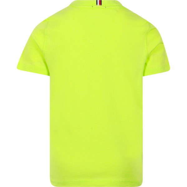 Tommy Hilfiger Clothing T-shirt Green KB0KB05844