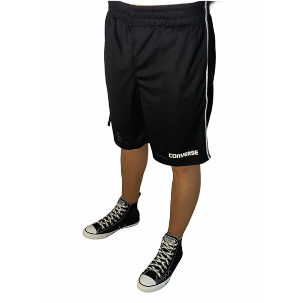 Converse Clothing Pants Black 10022543-A02