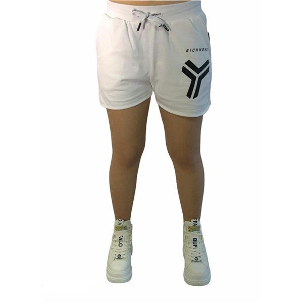 Richmond Sport Clothing Pants White UWP21024SH