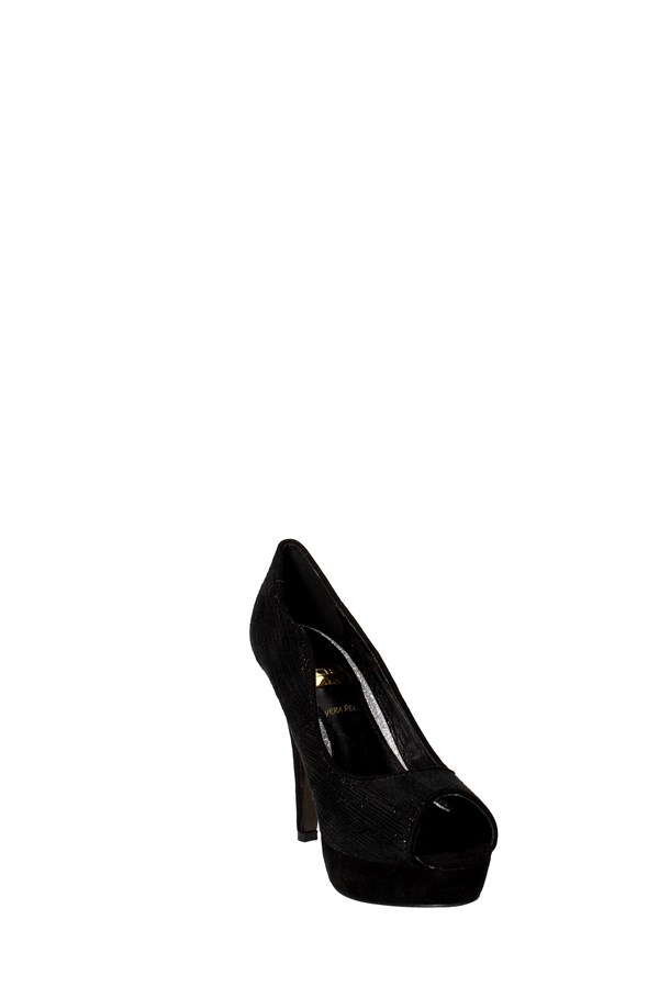 O6 Shoes Pumps Black DE0164