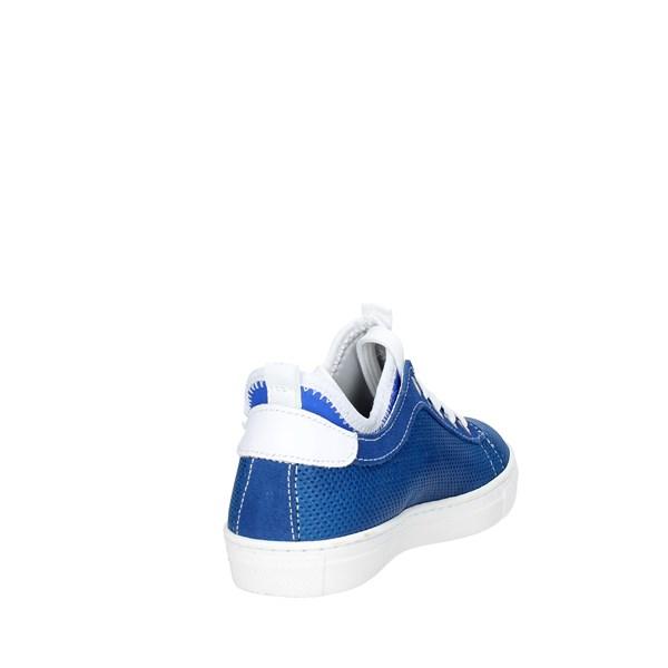 4267c1eec4231 Sneakers Melania Bambino - BLU - Vendita Sneakers On line su ...