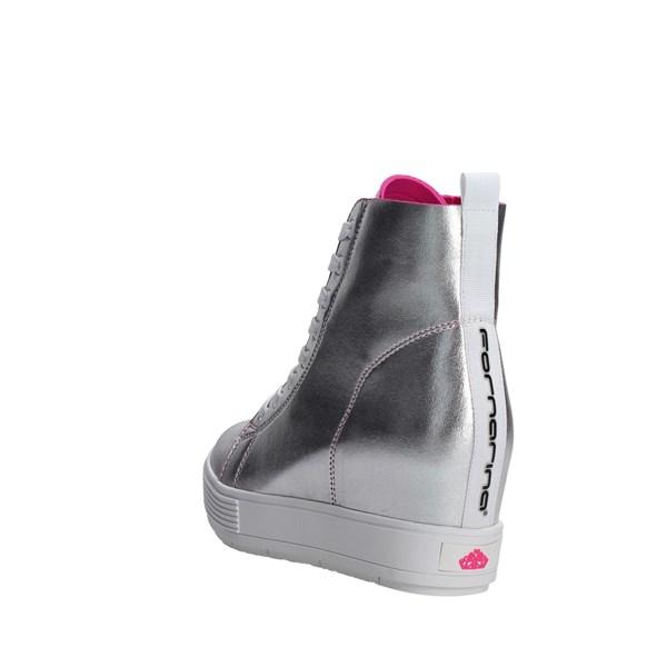 Fornarina Scarpe Donna Sneakers ARGENTO PE17MJ9543I090 Fornarina Scarpe Donna  Sneakers ARGENTO PE17MJ9543I090 ... 6f3694142fd