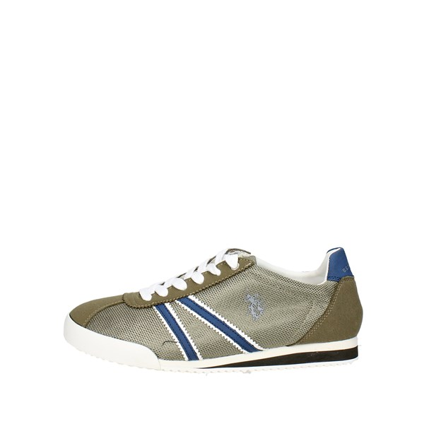 d772eb586a207 Sneakers U.s. Polo Assn Uomo - VERDONE - Vendita Sneakers On line su ...