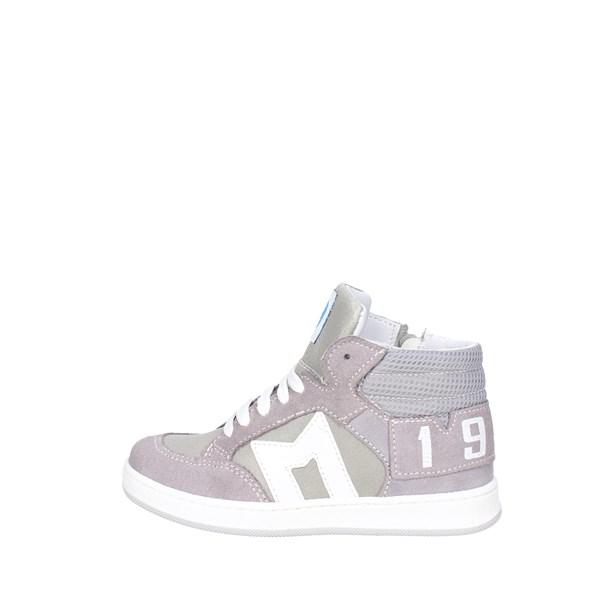Sneakers Alta Melania Bambino - GRIGIO - Vendita Sneakers Alta On ... c42ebd08f97