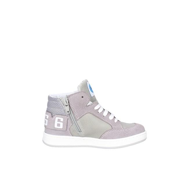 Alta Sneakers Melania Grigio Bambino