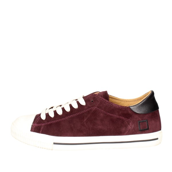 eUomo Vendita Sneakers a Bordeaux On D Su Line t JT13lFKc