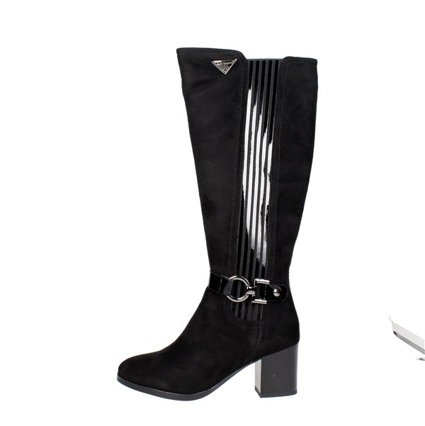 a17d8d0c8 Stivali Laura Biagiotti Donna - NERO - Vendita Stivali On line su ...