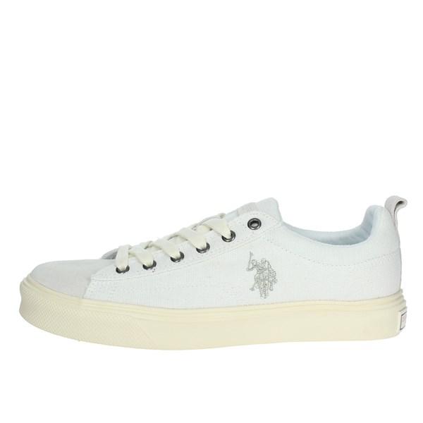 Sneakers U.s. Polo Assn Uomo - BIANCO - Vendita Sneakers On line su ... e00fad3bfe7