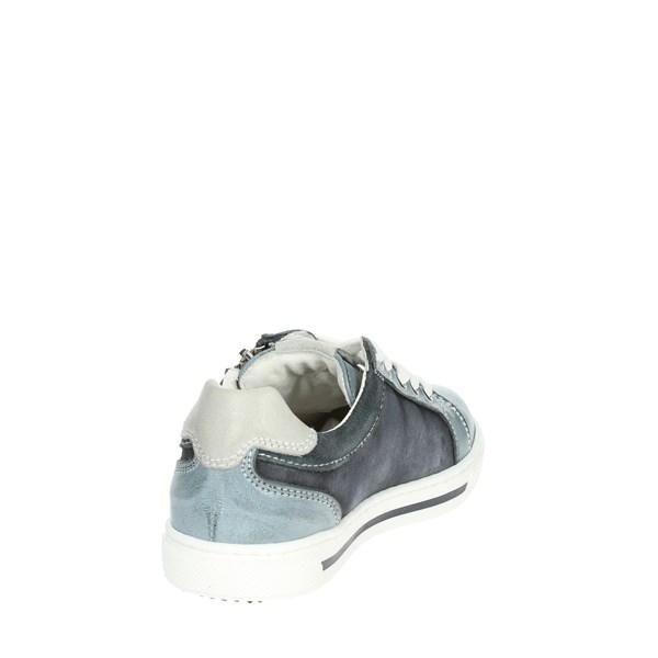 Nero Giardini Sneakers Bassa Bambino Blu grigio