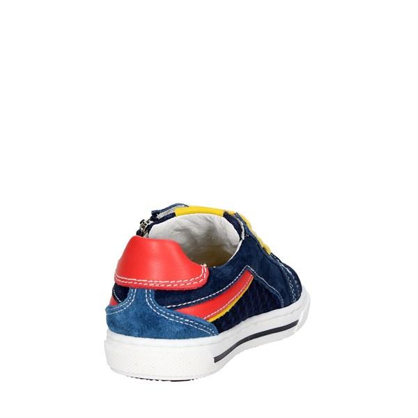 Sneakers Nero Giardini Bambino - BLU - Vendita Sneakers On line su ... 7a18d4065c5