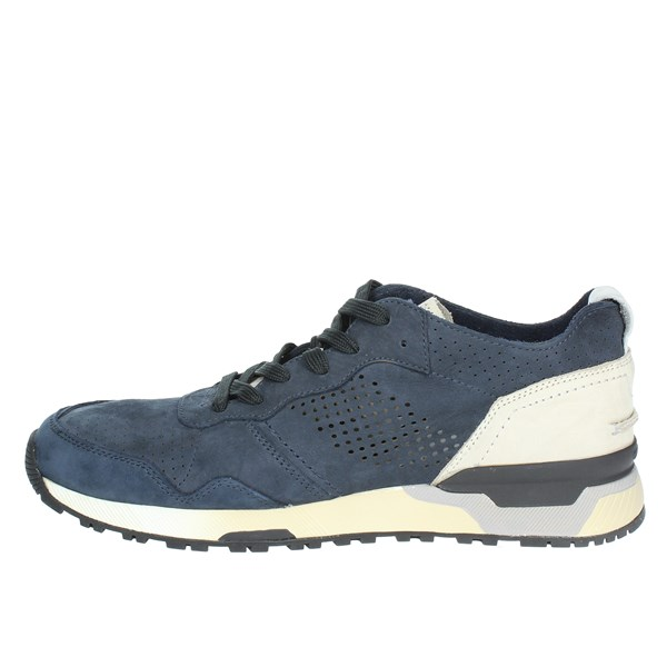 London Vendita Uomo Sneakers Blu On Line Su Crime lF1JTc3K