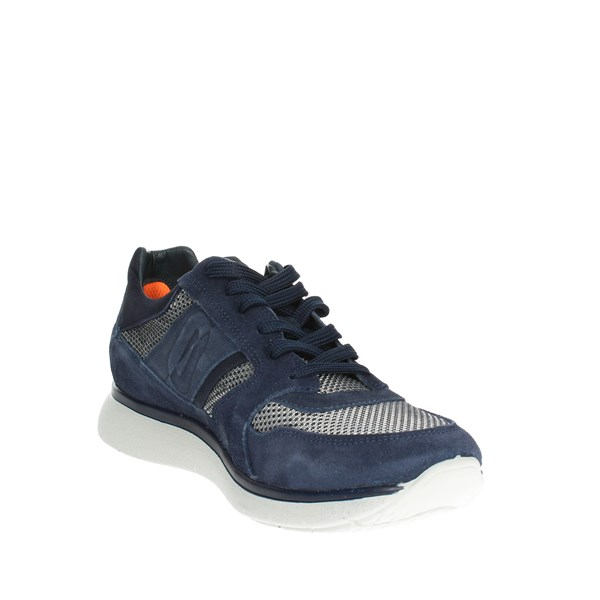 Impronte Sneakers Bassa Uomo Blu