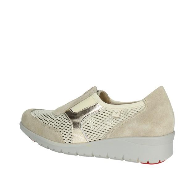 Cinzia Soft Su Line On Beige Sneakers Donna Vendita aZfxOHgwqw