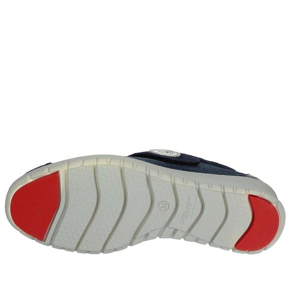 Cinzia Soft Sneakers Bassa Donna Blu