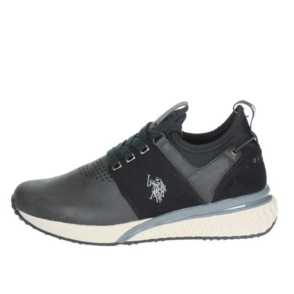 Sneakers U.s. Polo Assn Uomo - NERO - Vendita Sneakers On line su ... d2a39e85782