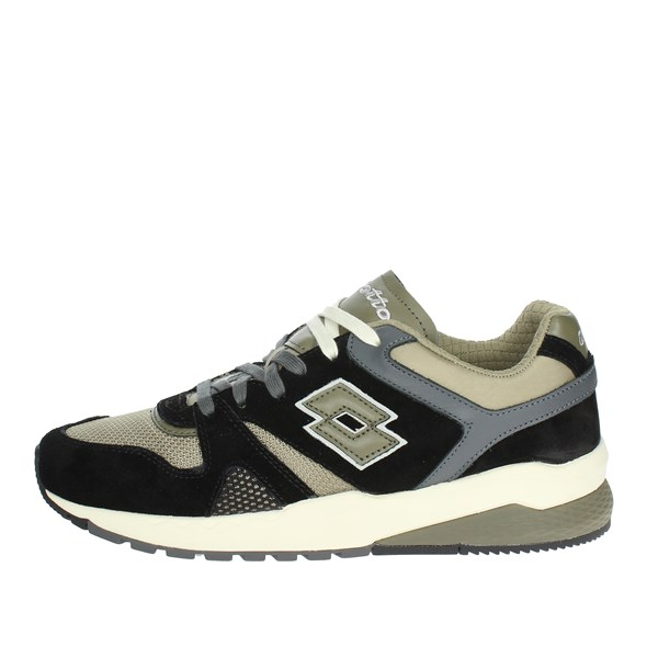 Sneakers Lotto Leggenda Uomo - NERO - Vendita Sneakers On line su ... 6e40bbee7cf
