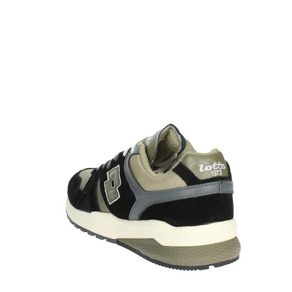 Sneakers Bassa Lotto Leggenda Uomo - NERO - Vendita Sneakers Bassa ... ba94088b3e4