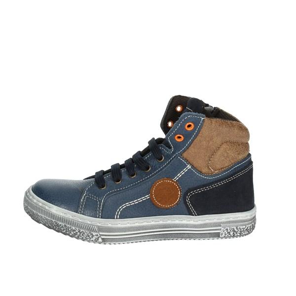 a6532e1f34297 Sneakers Mkids Bambino - BLU - Vendita Sneakers On line su ...