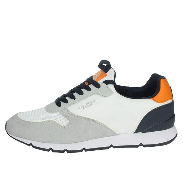 4fe5402481ba7b Sneakers U.s. Polo Assn Uomo - BIANCO - Vendita Sneakers On line su ...