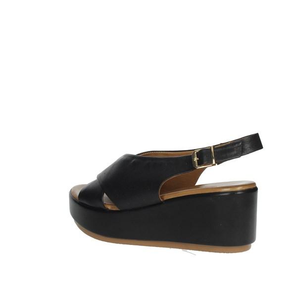 Nero Line On Su Sandali Vendita Style Donna Okxptiwzul kPiOZXu