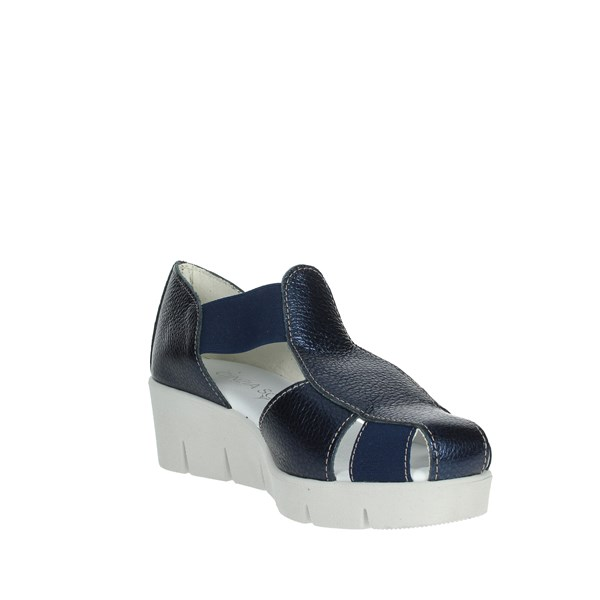 Cinzia Soft Shoes Loafers Blue IE3258