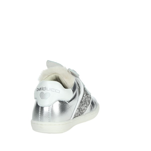 Balducci Shoes Sneakers Silver CSPORT3550