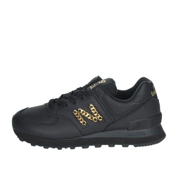 il centro commerciale statistica Diminuire  Sneakers New Balance Donna - NERO - Vendita Sneakers On line su  Shoespoint.biz